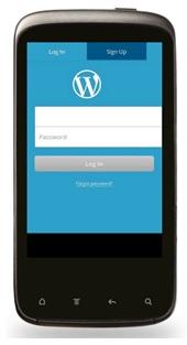 Matching websites to mobile - wordpress.com