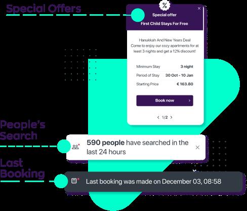 RateParity Messaging Platform
